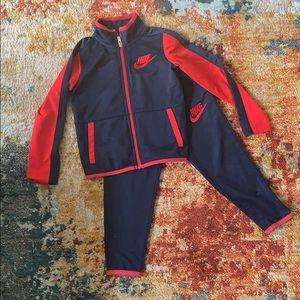 Nike jacket & matching pants